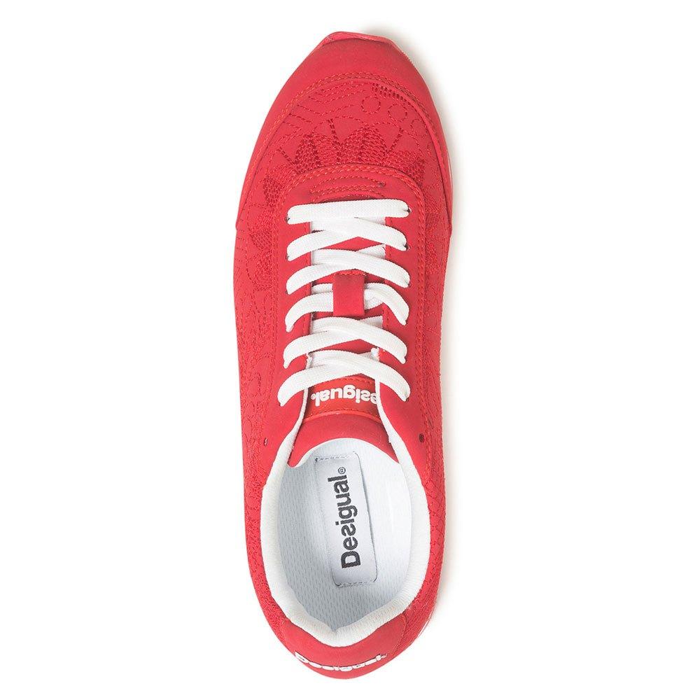 Desigual Lottie rojo moda Rojo , Zapatillas Desigual , moda rojo , Calzado Mujer 674d84