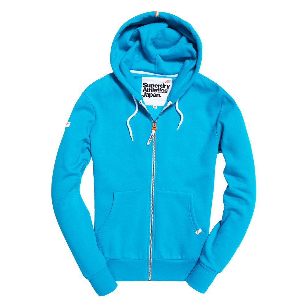 Superdry La Athletic Blau , Pullover Superdry , mode , Herrenkleidung