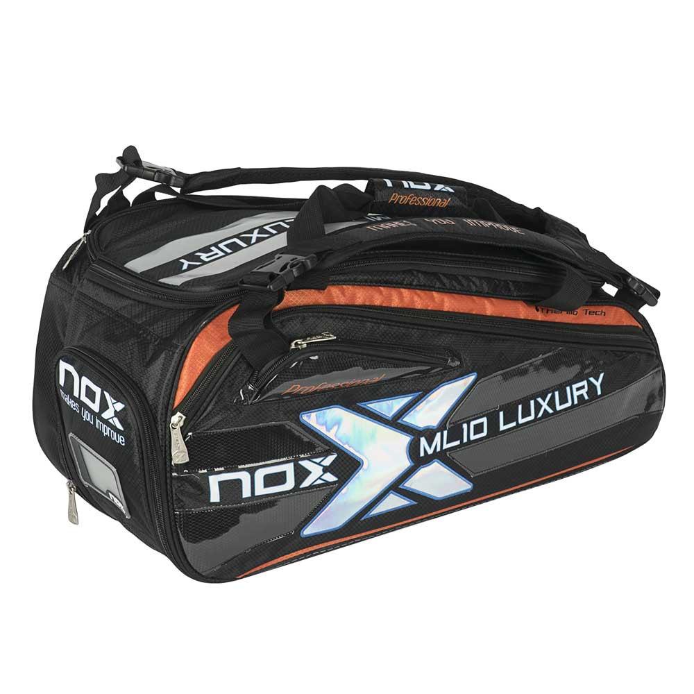 Nox Thermo Ml10 One Size Silver / Black / Orange