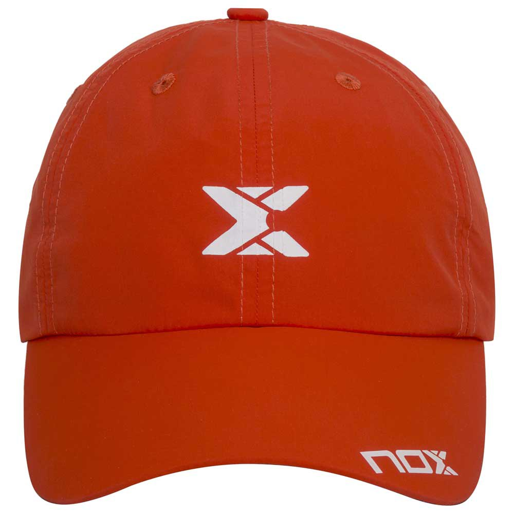 Nox Logo One Size Red / White