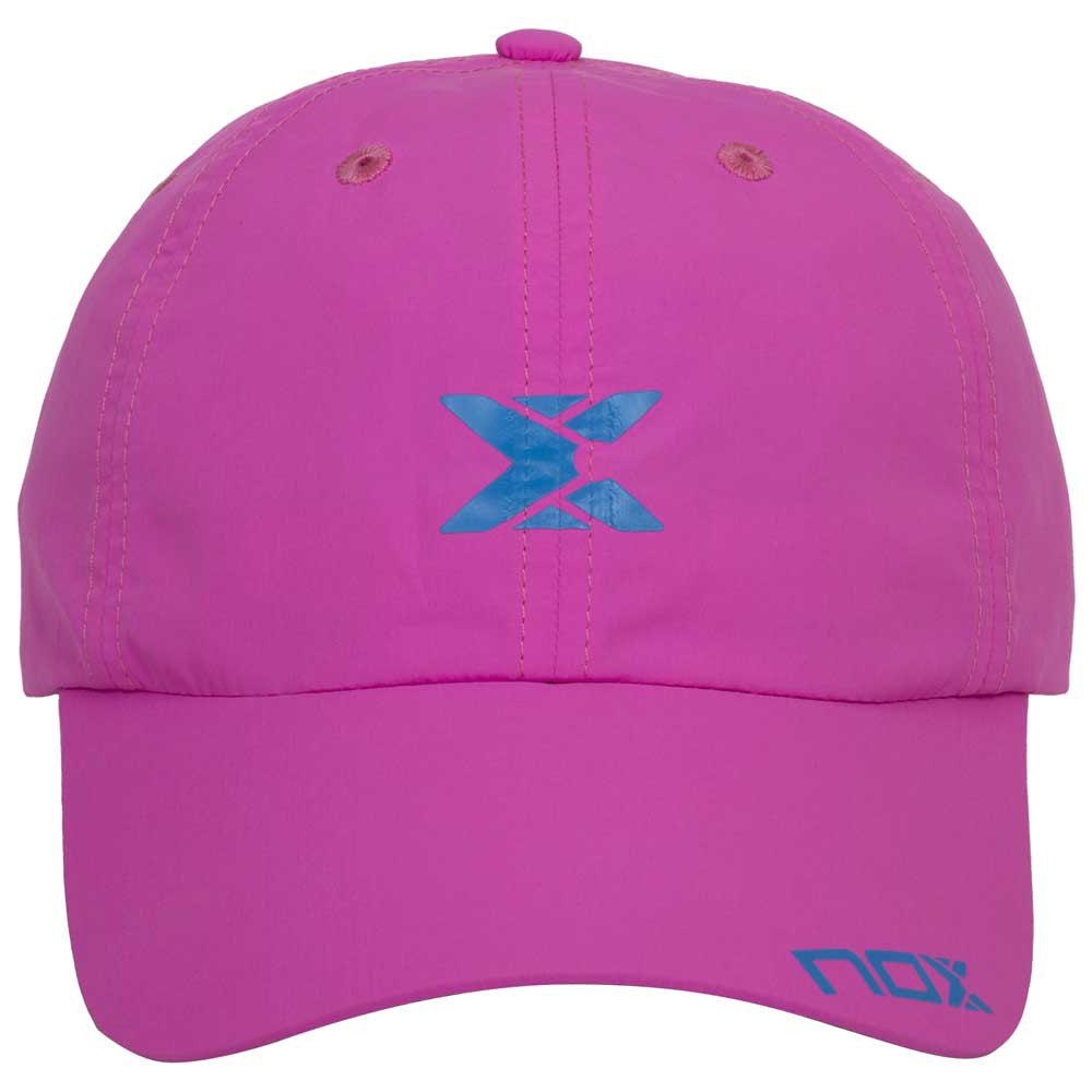 Nox Logo One Size Pink / Blue