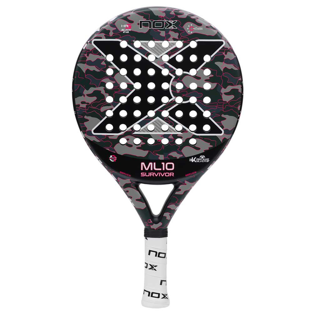 Nox Ml10 Pro Cup Survivor One Size Black / Grey Camo