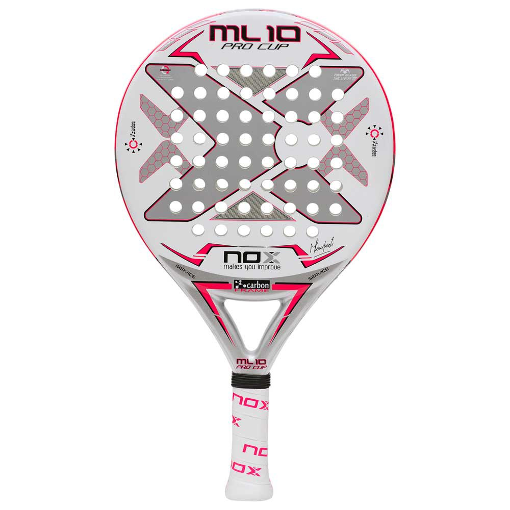 Nox Ml10 Pro Cup One Size White / Silver / Pink