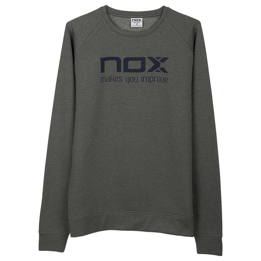 Nox Team Logo M Grey