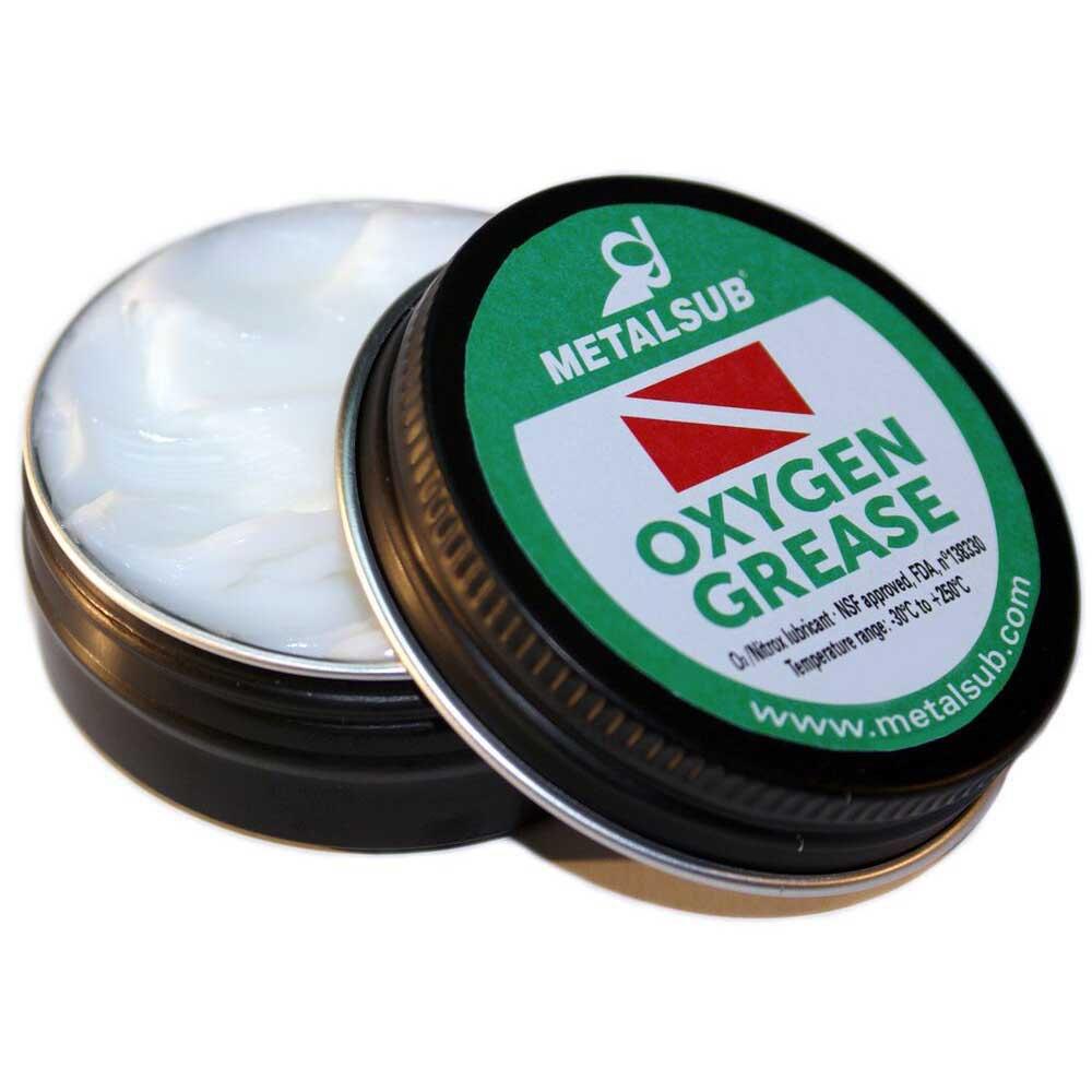 Metalsub Oxygen Grease 120 Gr White Instandhaltung und Reinigung Oxygen Grease 120 Gr