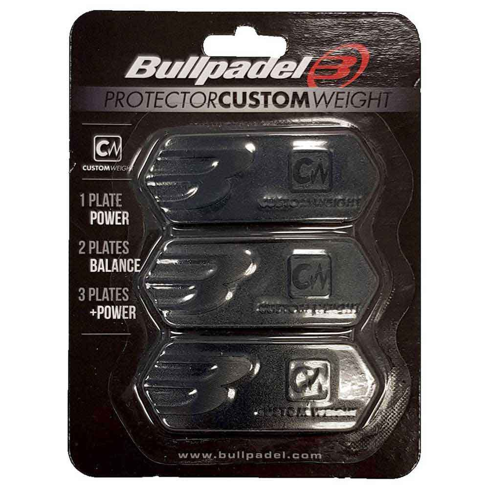 Bullpadel Custom Weight Protector One Size Black