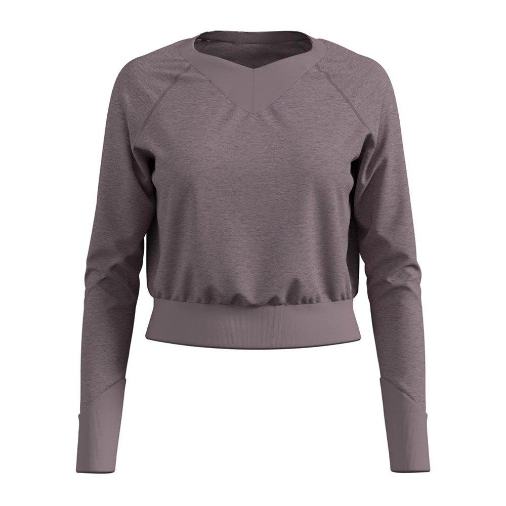 Odlo Sweatshirt Alma Natural XL Quail Melange