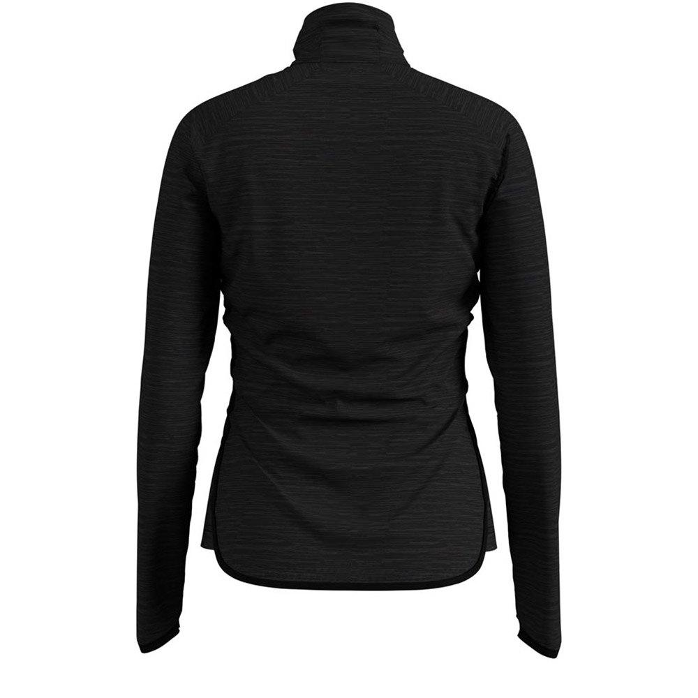 Noir Montagne Odlo V Sweatshirts Steam BaSfzS