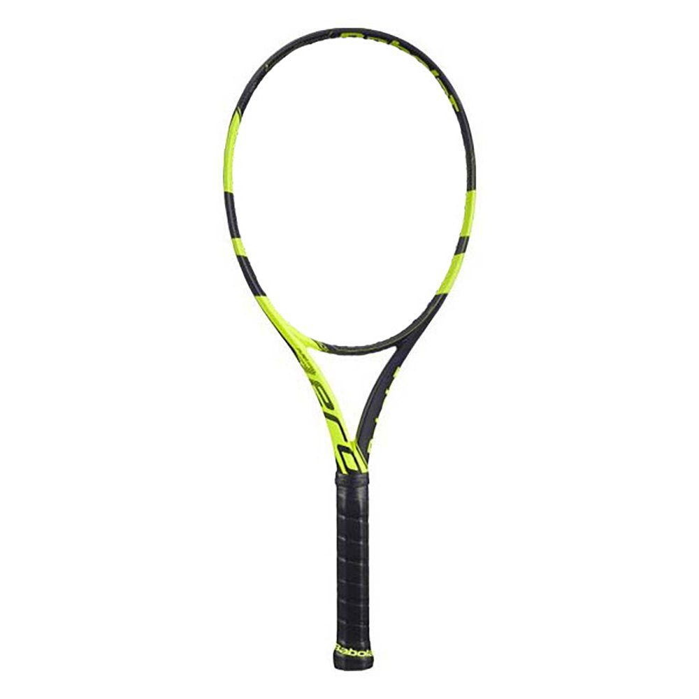 Babolat Pure Aero+ Unstrung 2 Yellow / Black