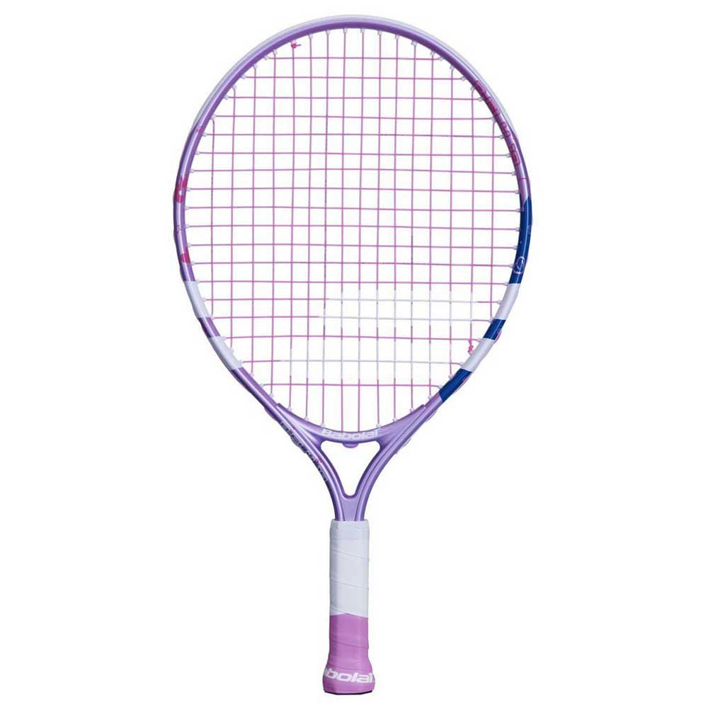 Babolat Raquette Tennis B-fly 19 0000 Violet / Blue / White / Rose
