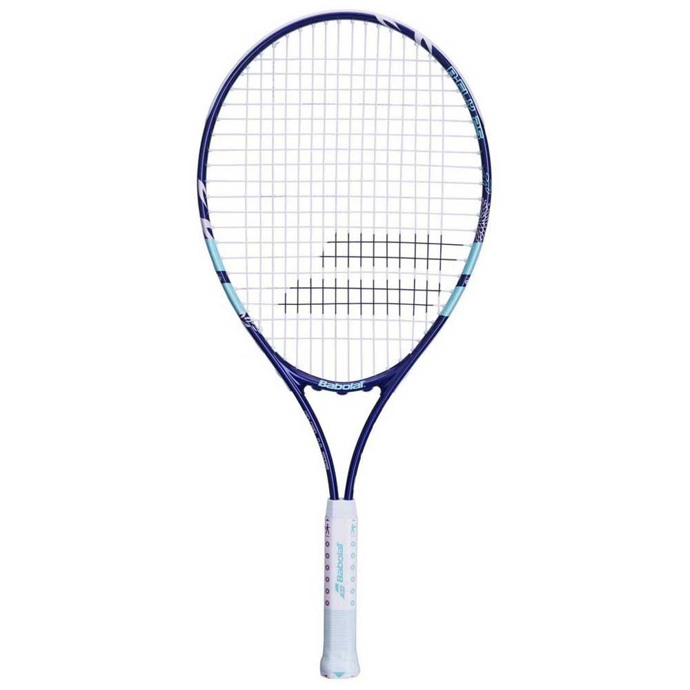 Babolat Raquette Tennis B-fly 25 00 Dark Blue / Light Rose