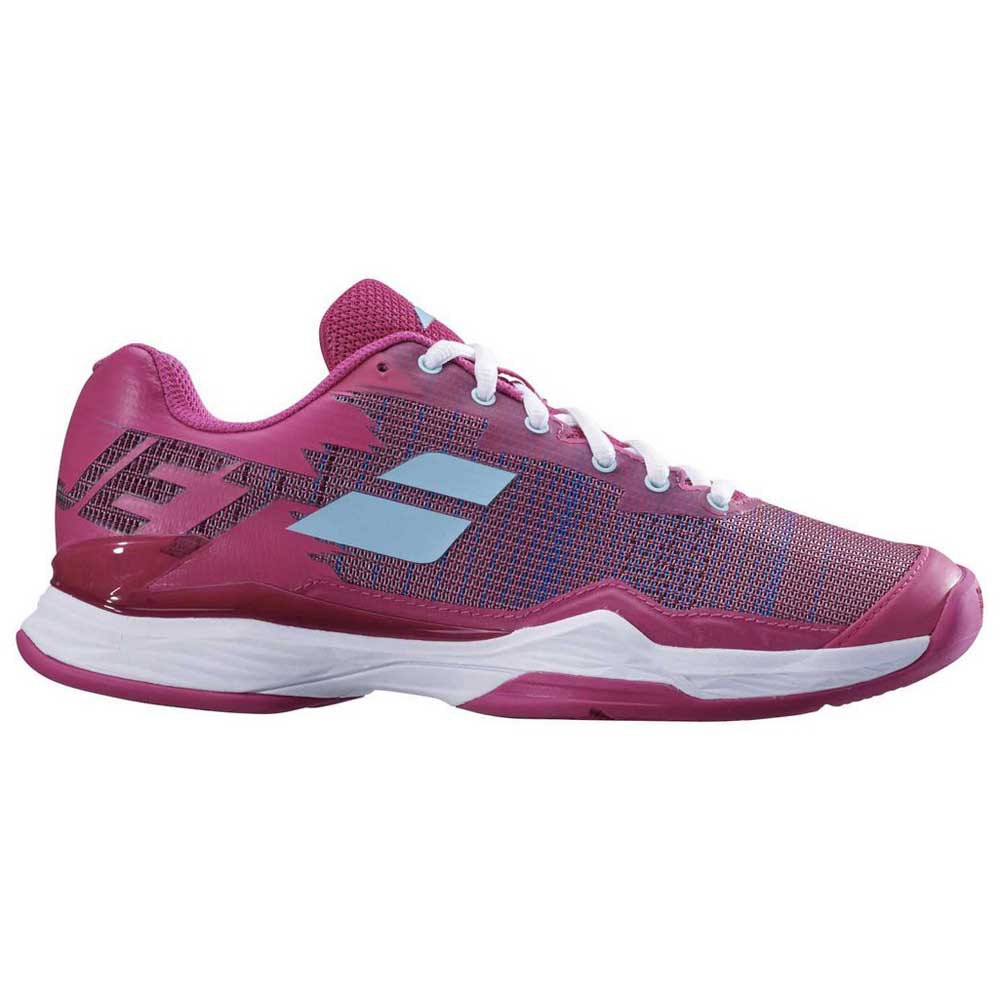 Babolat Jet Mach I Clay EU 37 Purple / Blue Pastel