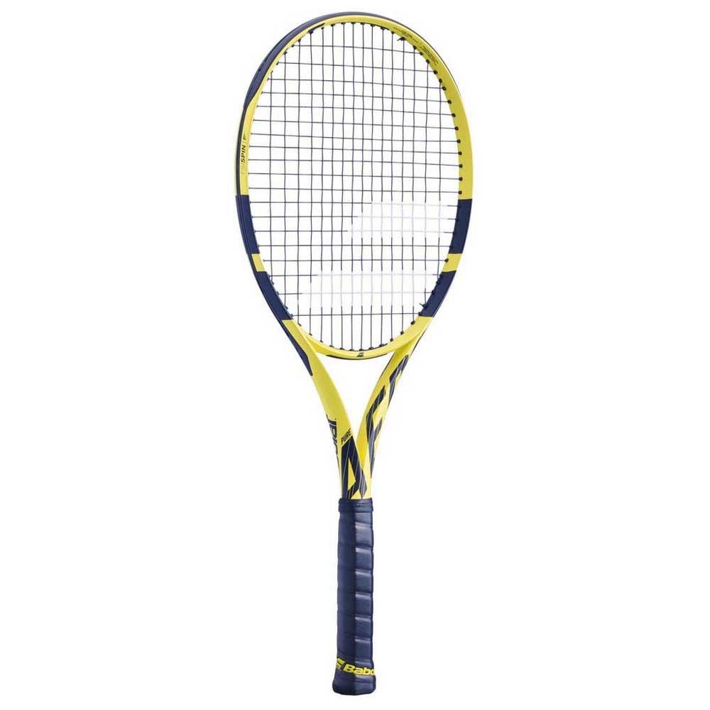 Babolat Mini Pure Aero One Size Yellow / Black