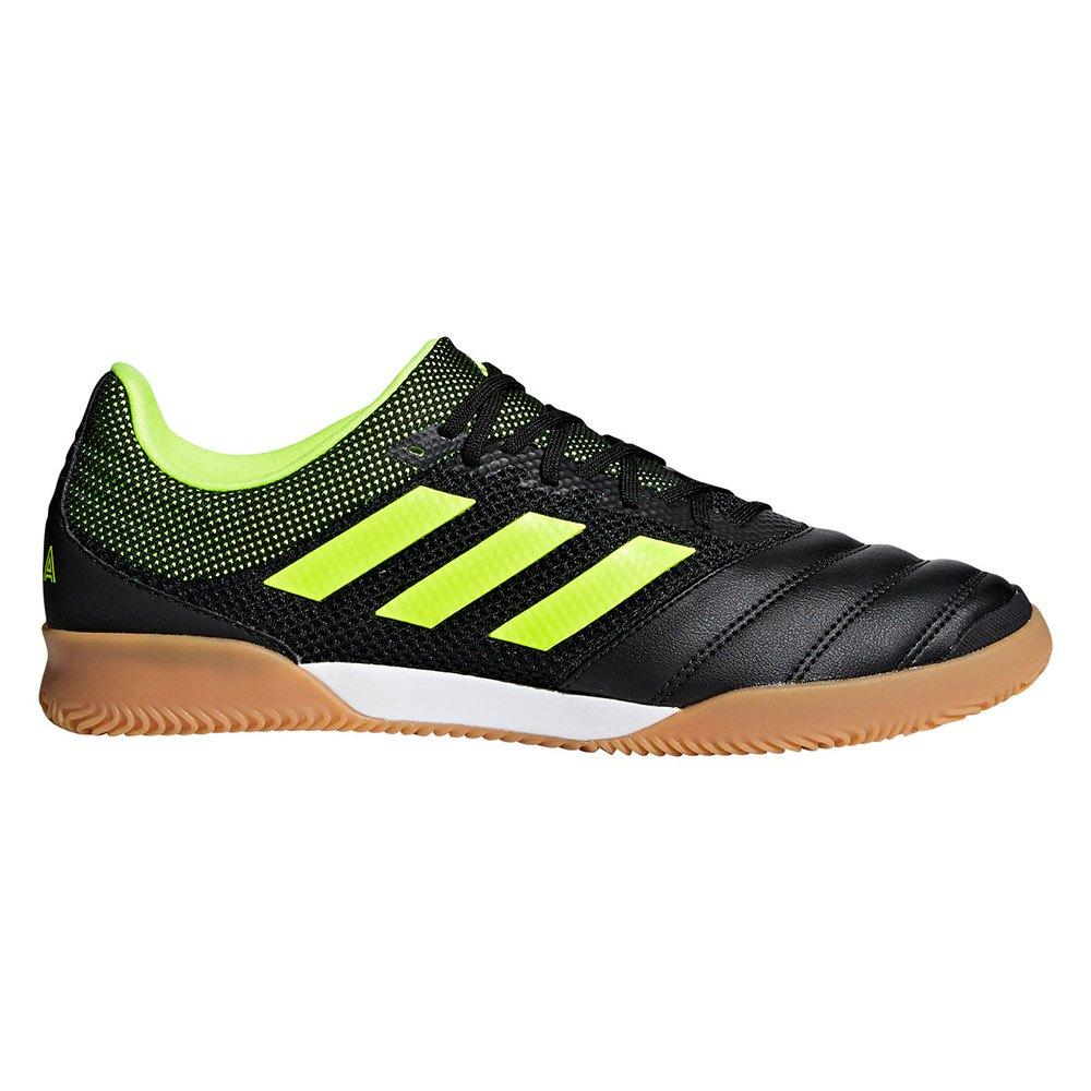 Adidas Copa 19.3 In Sala EU 39 1/3 Core Black / Shock Yellow / Gum 1