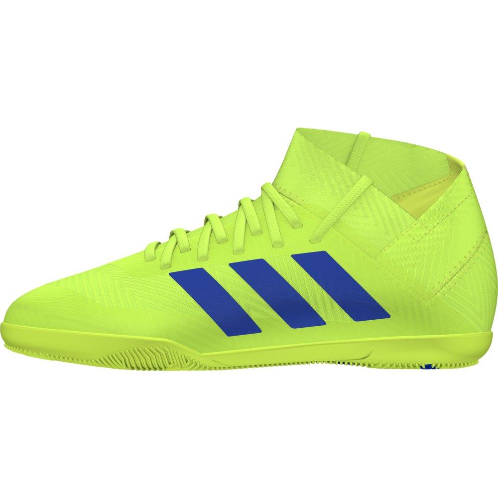 Adidas Nemeziz 18.3 In Indoor Football Shoes EU 29 Solar Yellow / Football Blue / Active Red