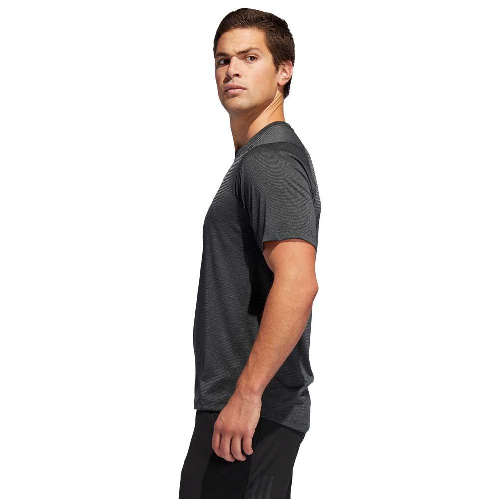 Detalles de Adidas Freelift Tech Fitted Climacool Gris T10521 Camisetas Gris , Camisetas