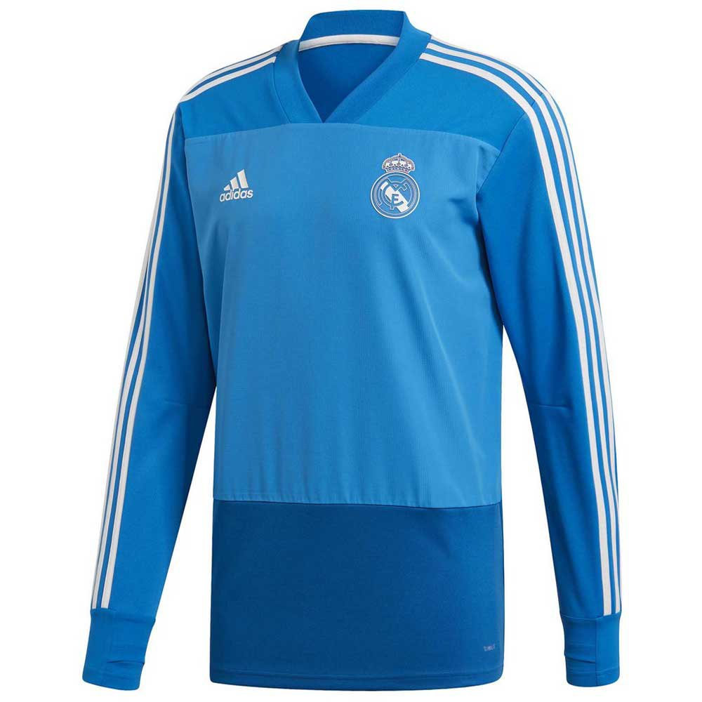 Adidas Real Madrid Training 18/19 S Craft Blue / Dark Royal / Core White