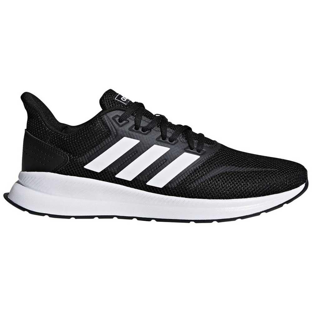Adidas Runfalcon EU 44 2/3 Core Black / Ftwr White