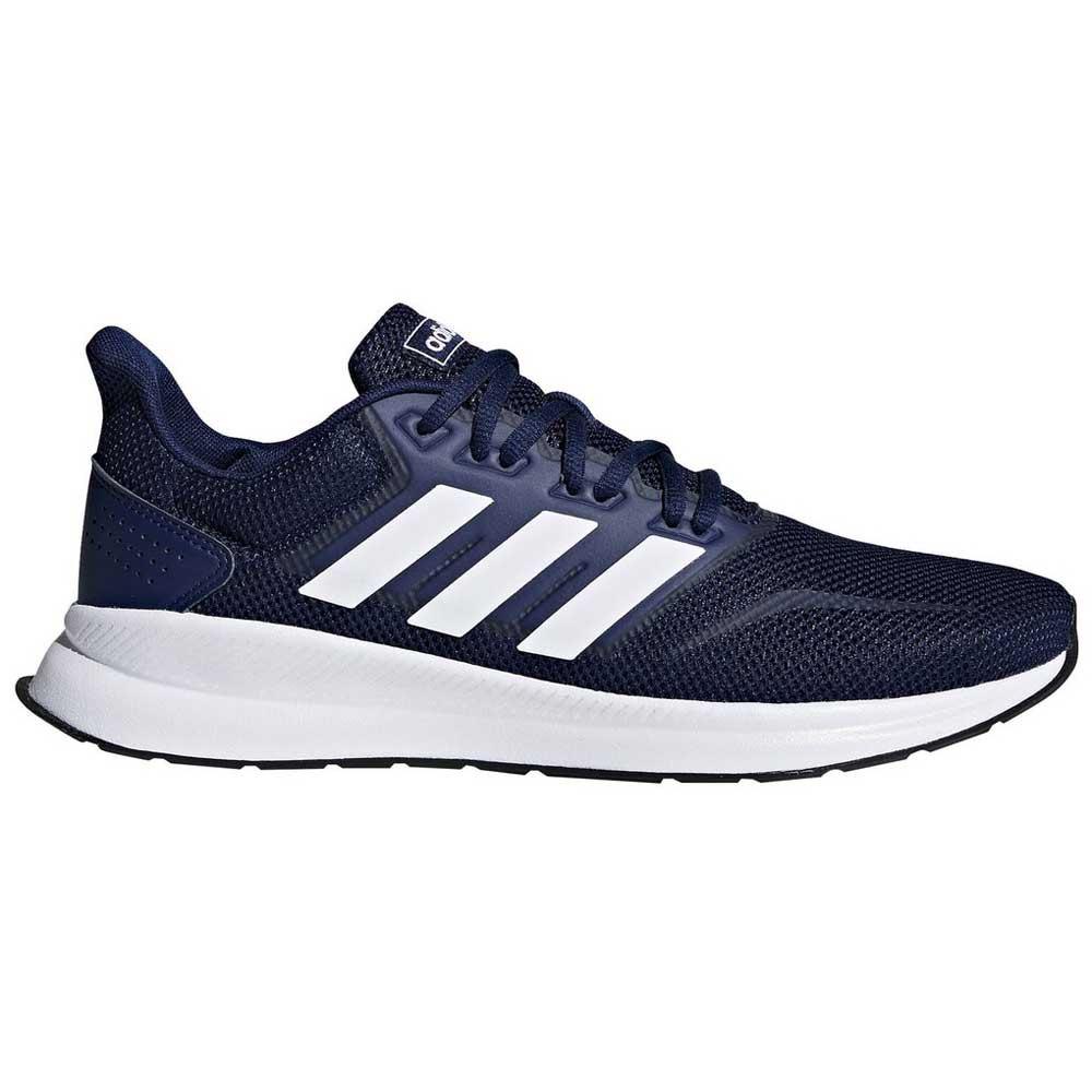 Adidas Zapatillas Running Runfalcon Dark Blue / Ftwr White / Core Black