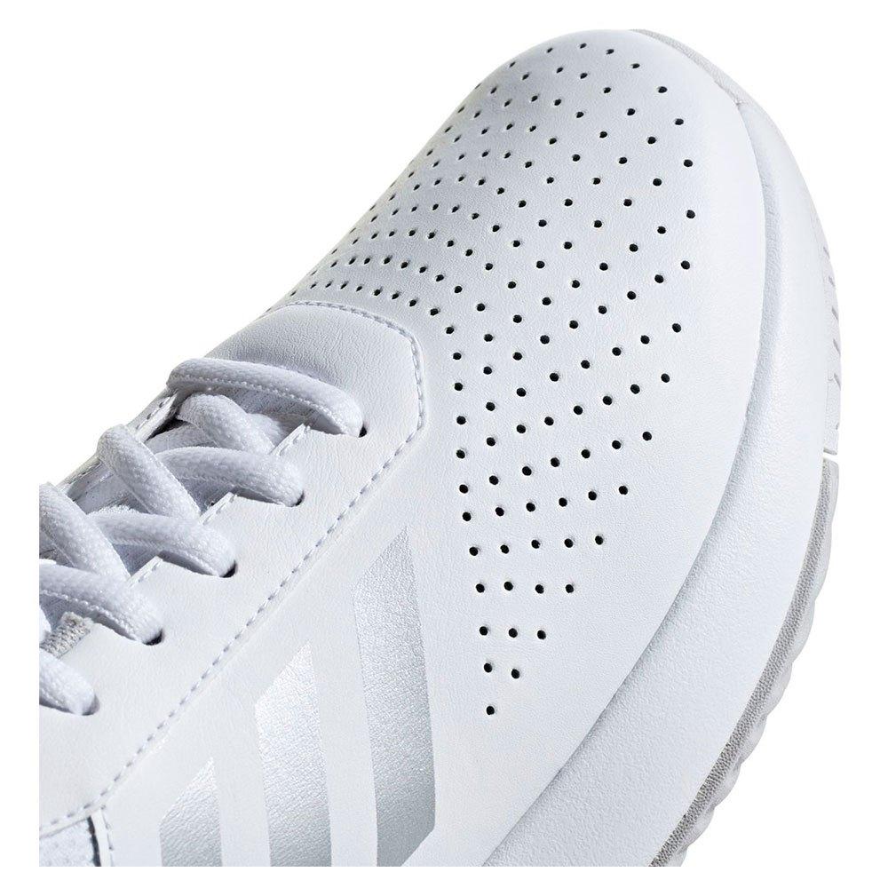 zapatillas adidas court mujer