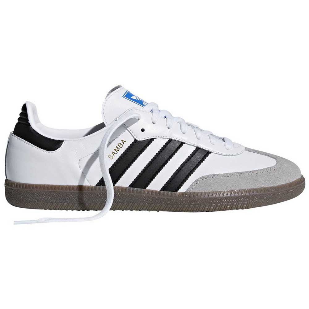 Dettagli su Adidas Originals Samba Og Bianco T77462 Sneakers Uomo Bianco , Sneakers , moda