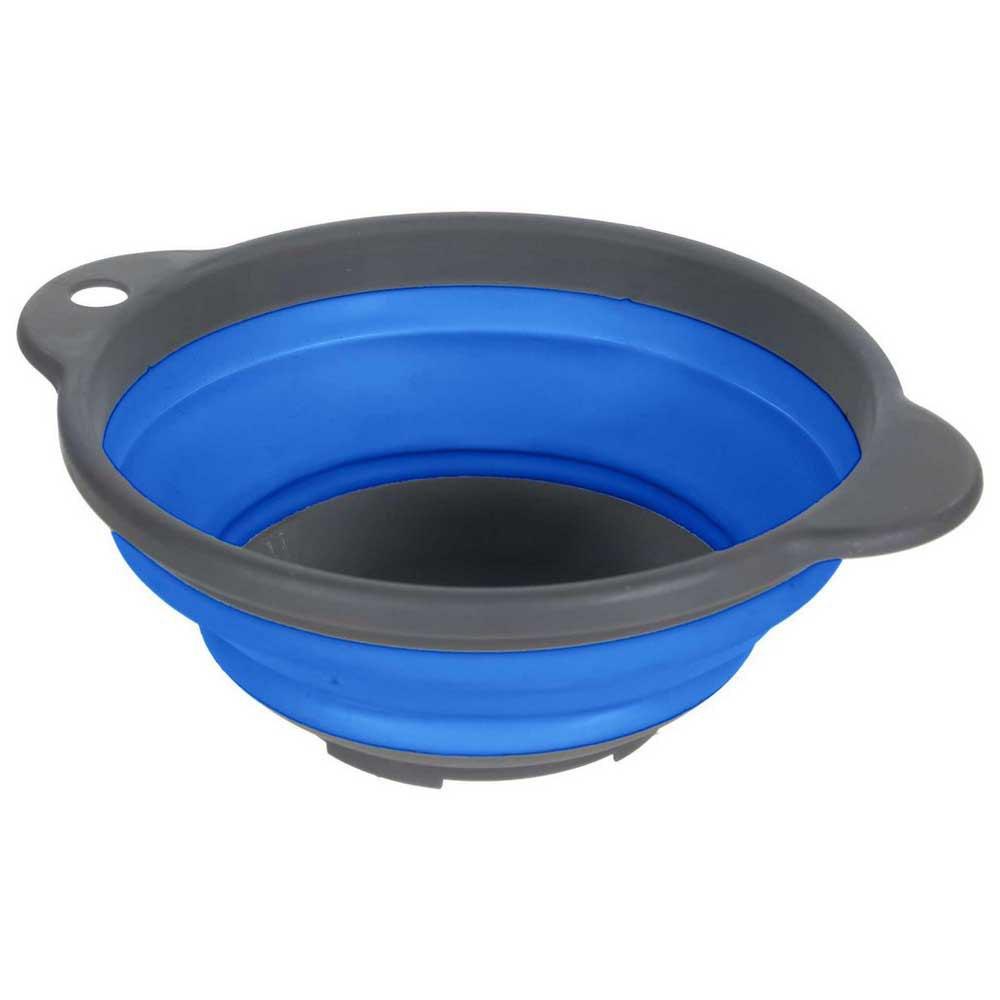 Regatta Tpr Folding Bowl 4 Units One Size Oxford Blue