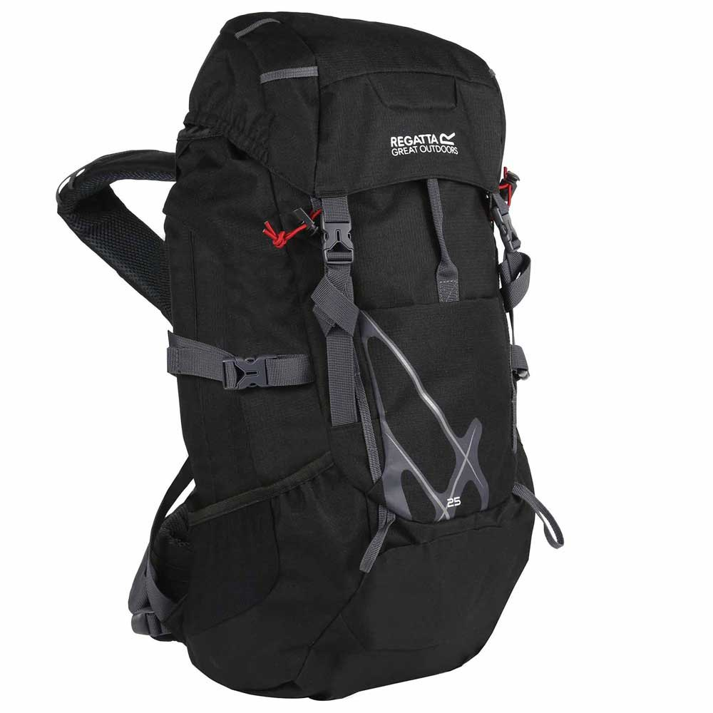 Regatta Sac À Dos Kota Expedition 25l One Size Black