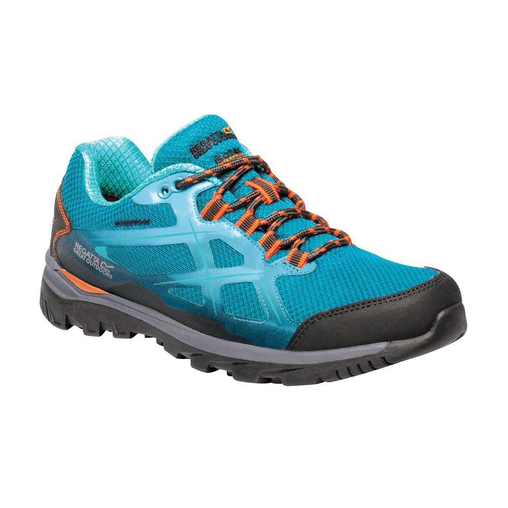 Regatta Kota Low Azul Azul Azul , Zapatillas Regatta , montaña , Calzado Mujer  80% de descuento