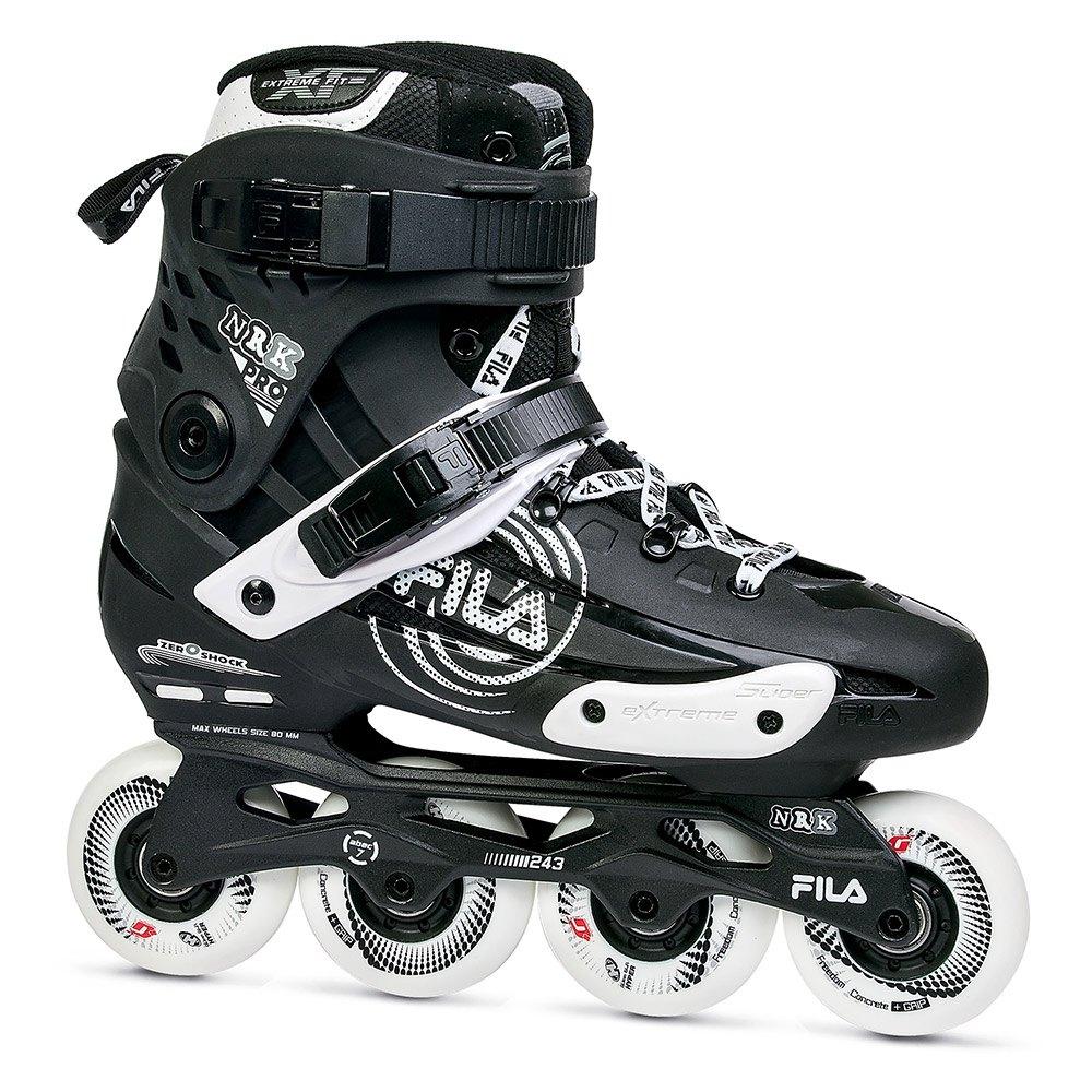 Fila Skate Skate Skate Nrk Pro Schwarz  Rollschuhe Fila skate  extremsport  Stadtsport 0651b3