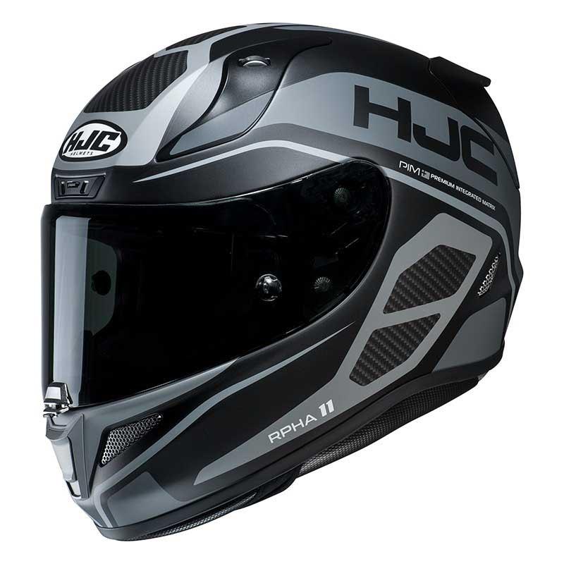 Hjc Rpha11 Saravo Gris , , Cascos HJC , moto , Gris Protecciones ca4f41