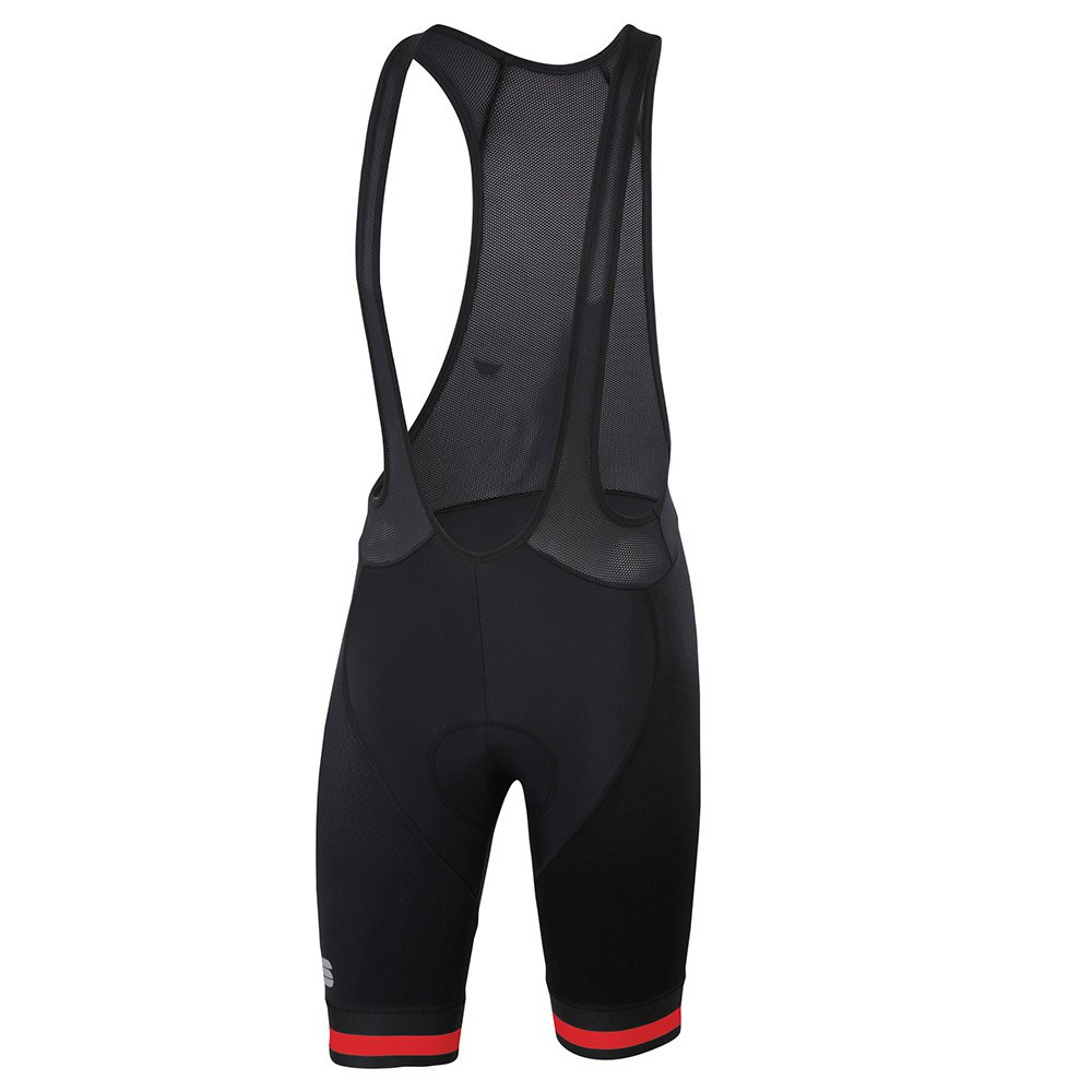Sportful Bodyfit Team Classic XXXL Black / Red