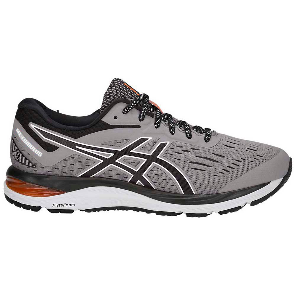 Asics Gel Cumulus 20 EU 46 1/2 Stone Grey / Black