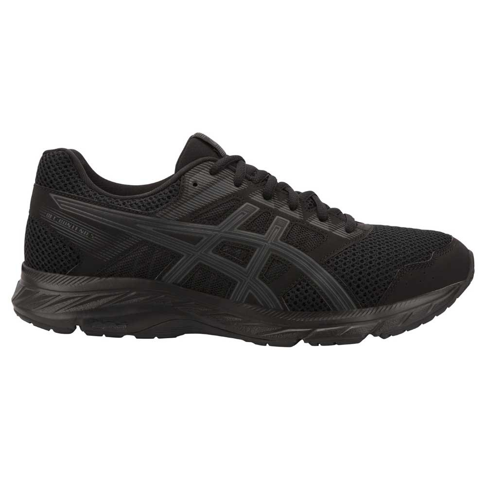 Asics Gel Contend 5 EU 46 Black / Dark Grey