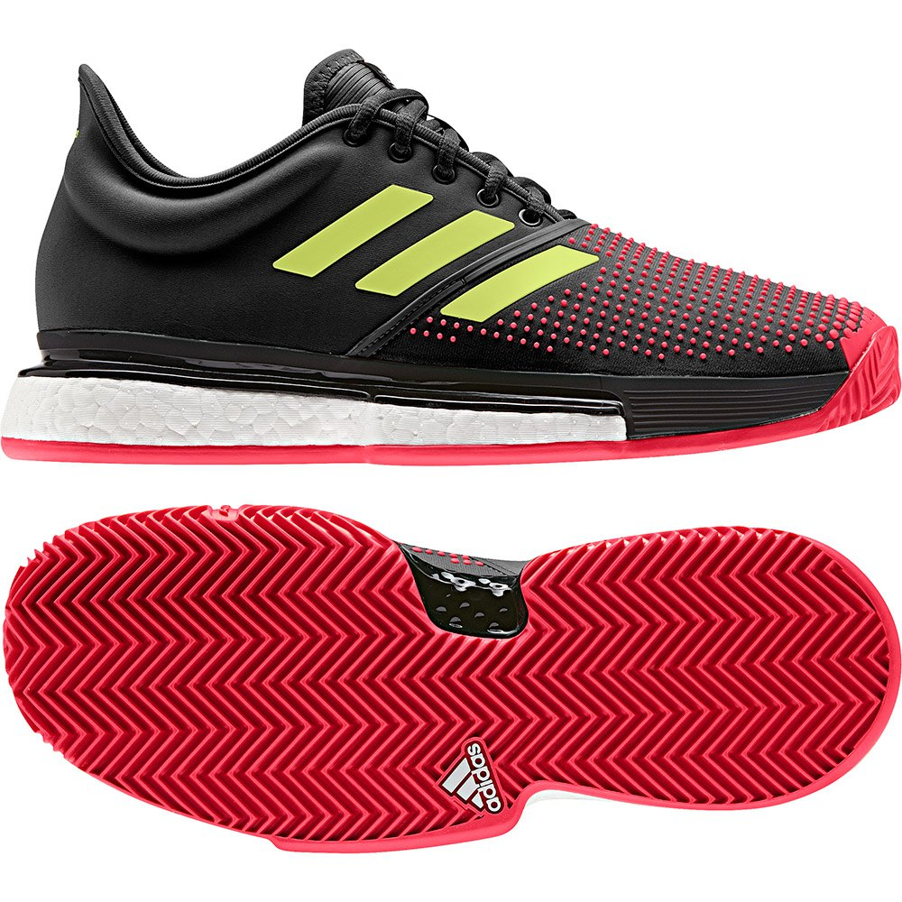 04b0a7afd Adidas-Solecourt-Boost-Clay-Red-Black-Sneakers-adidas-