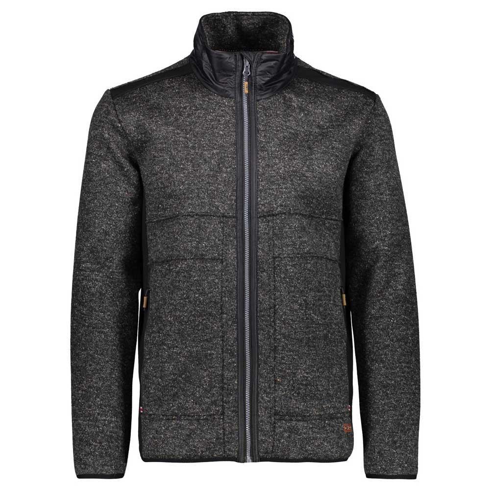 cmp-man-jacket-s-carbone-black