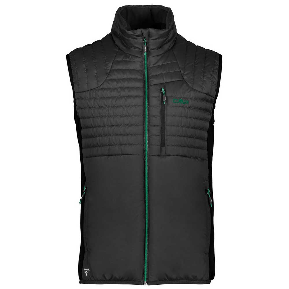 Cmp Man Vest Grigio , Gilets Cmp , montagna montagna montagna , Abbigliamento Uomo a04670