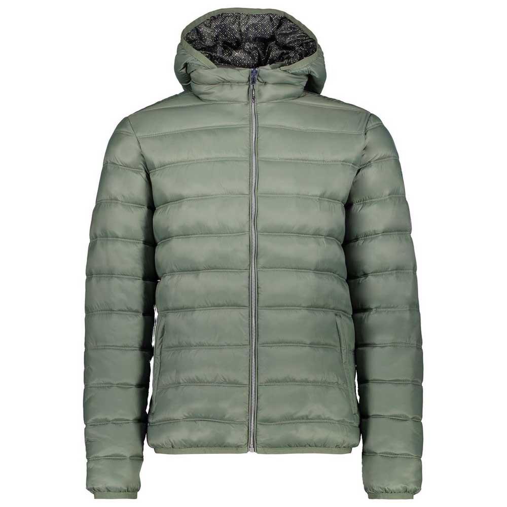 Cmp Zip Hood Jacket XXL Khaki