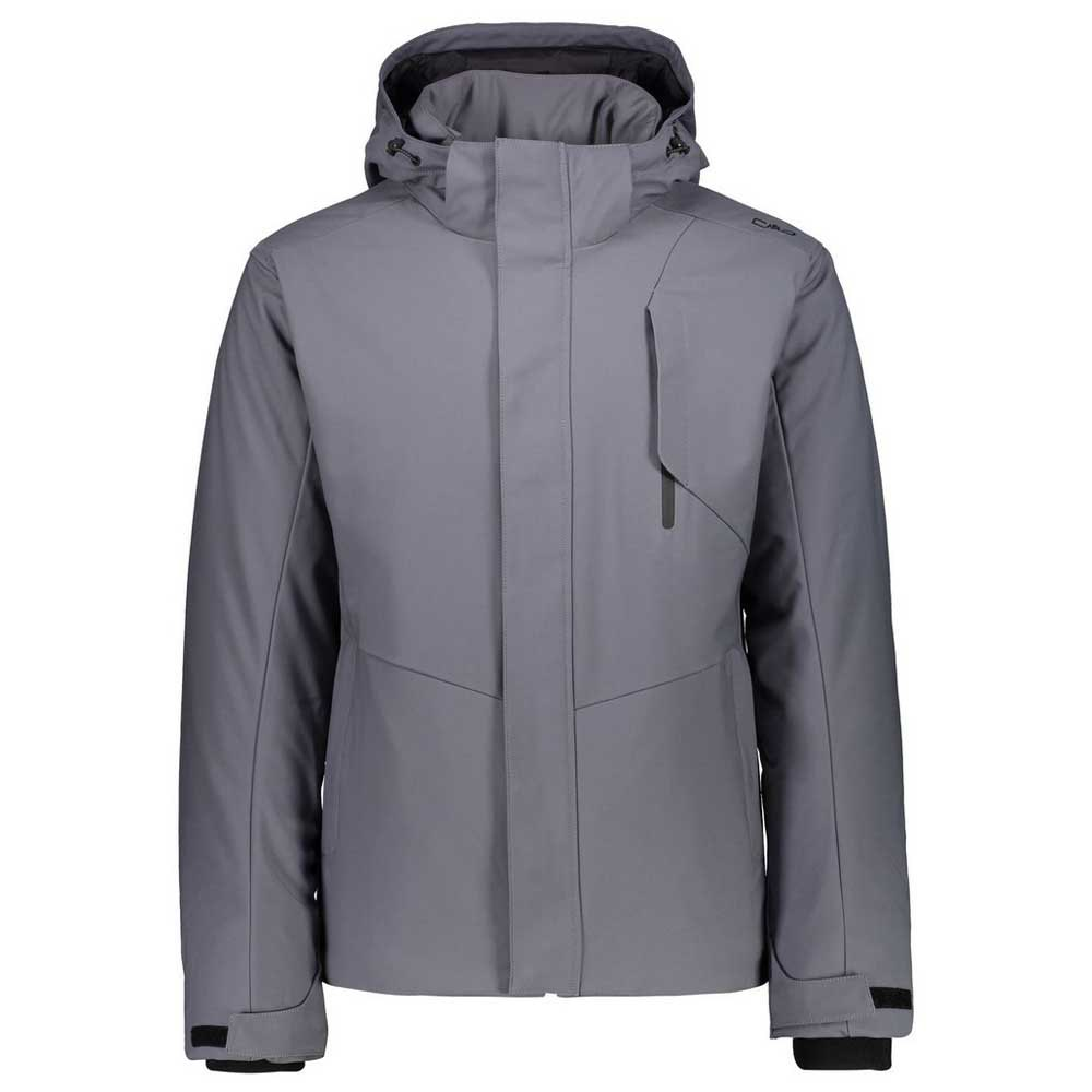 Cmp Zip Hood Jacket XXL Graffite