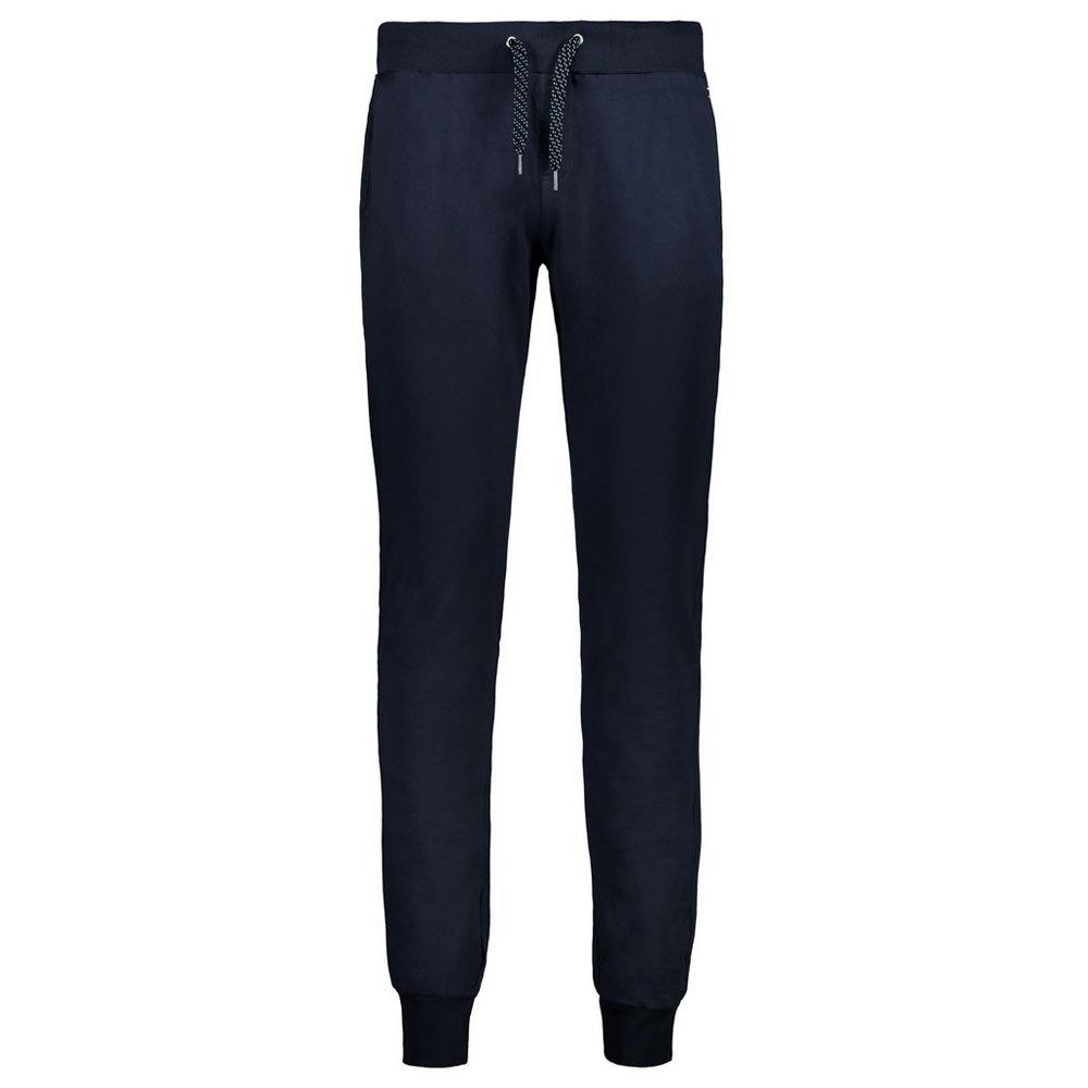 Cmp Man Long Pant M Black Blue