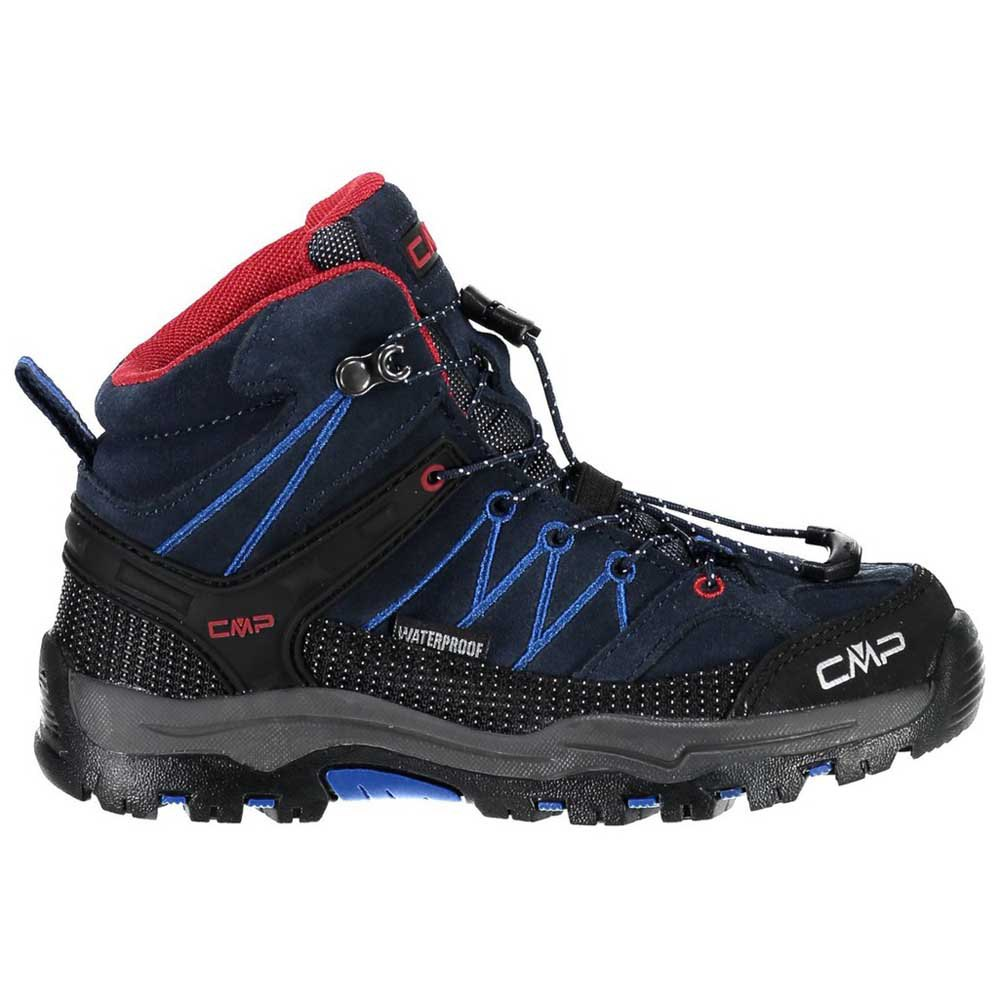 Cmp Rigel Mid Trekking Shoes Wp EU 29 Blue / Royal