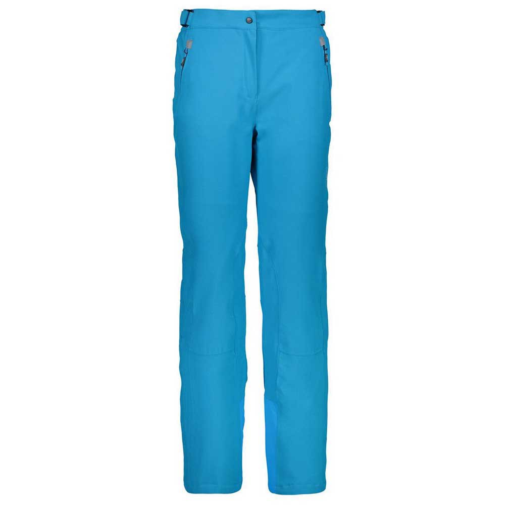 cmp-womens-pants-m-blue-jewel