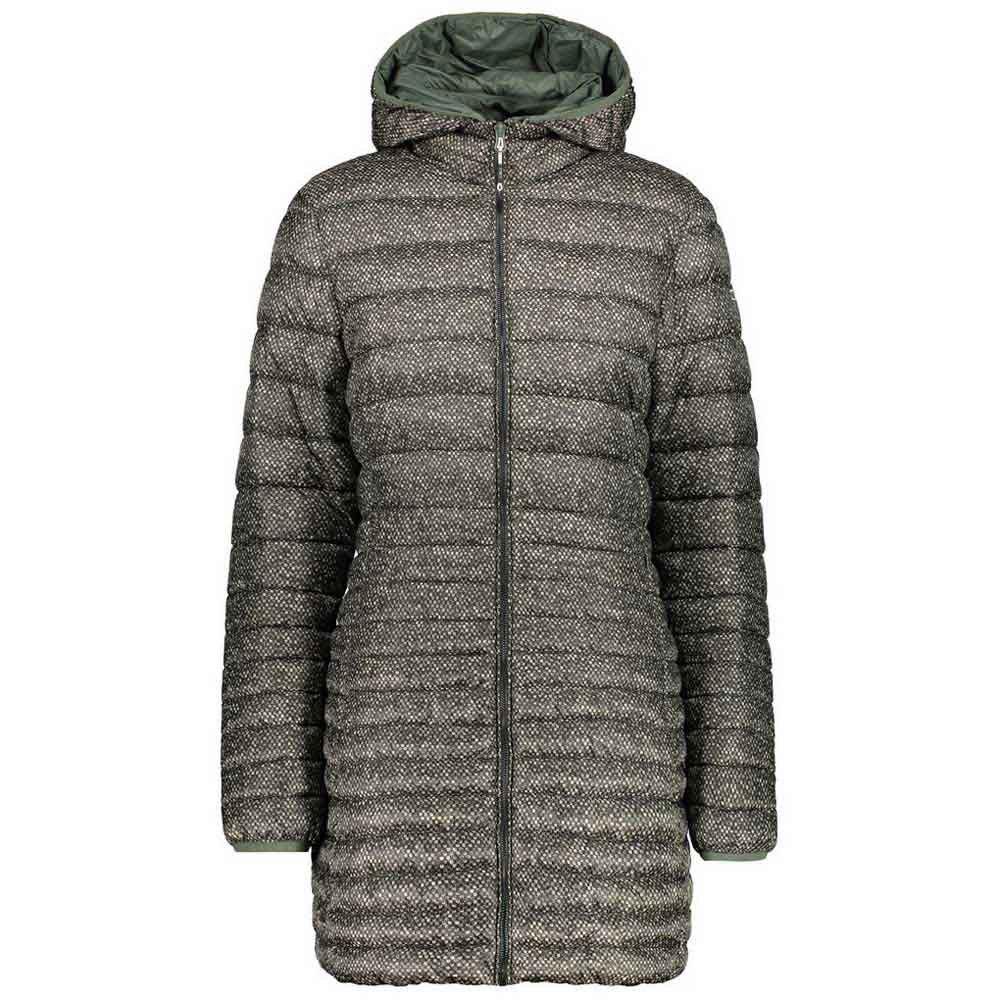 Cmp Parka Jacket XL Khaki / Rock / Black