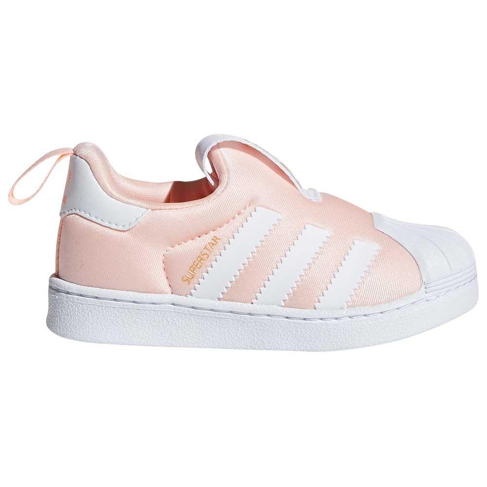 4c6314db2a1 La imagen se está cargando Adidas-Originals-Superstar-360-Infant-Multicolor- Zapatillas-adidas-