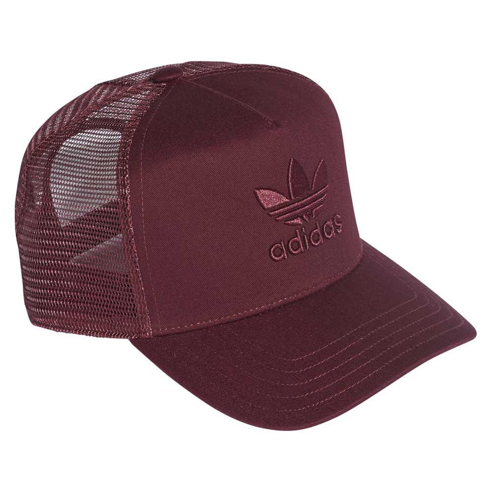 943e37bbd72d5 La imagen se está cargando Adidas-Originals -Aframe-Trefoil-Trucker-Multicolor-Gorras-y-