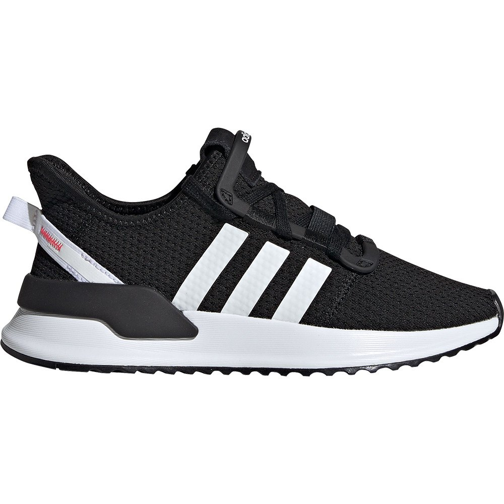 Adidas Originals U_path Run Junior EU 38 2/3 Core Black / Ftwr White / Shock Red