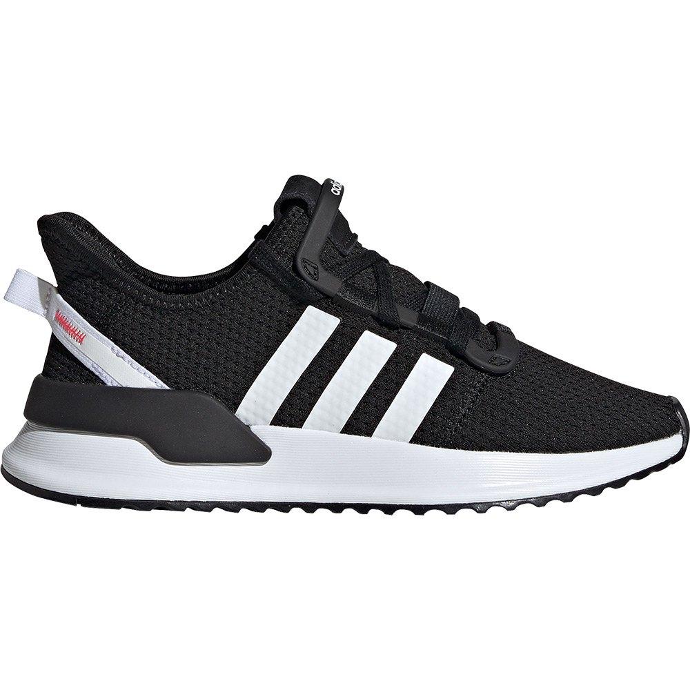 Adidas Originals U_path Run Junior EU 38 2/3 Core Black / Ftwr White / Shock Red