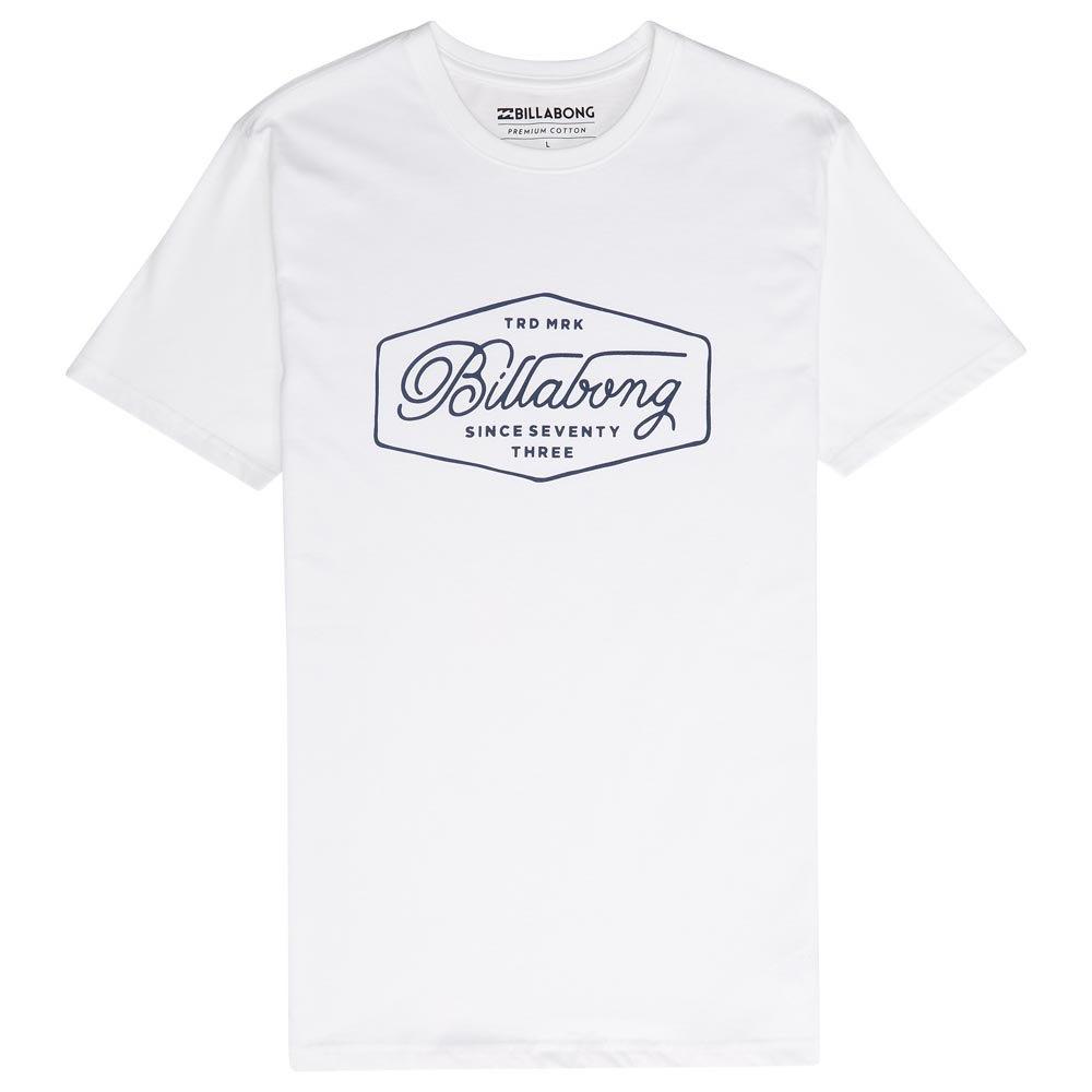 Billabong Trademark S White