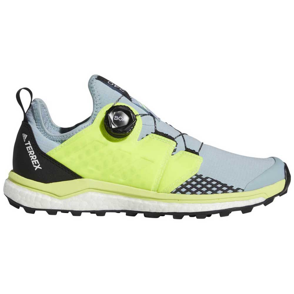 Adidas Terrex Agravic Boa EU 41 1/3 Ash Grey / Yellow / Core Black
