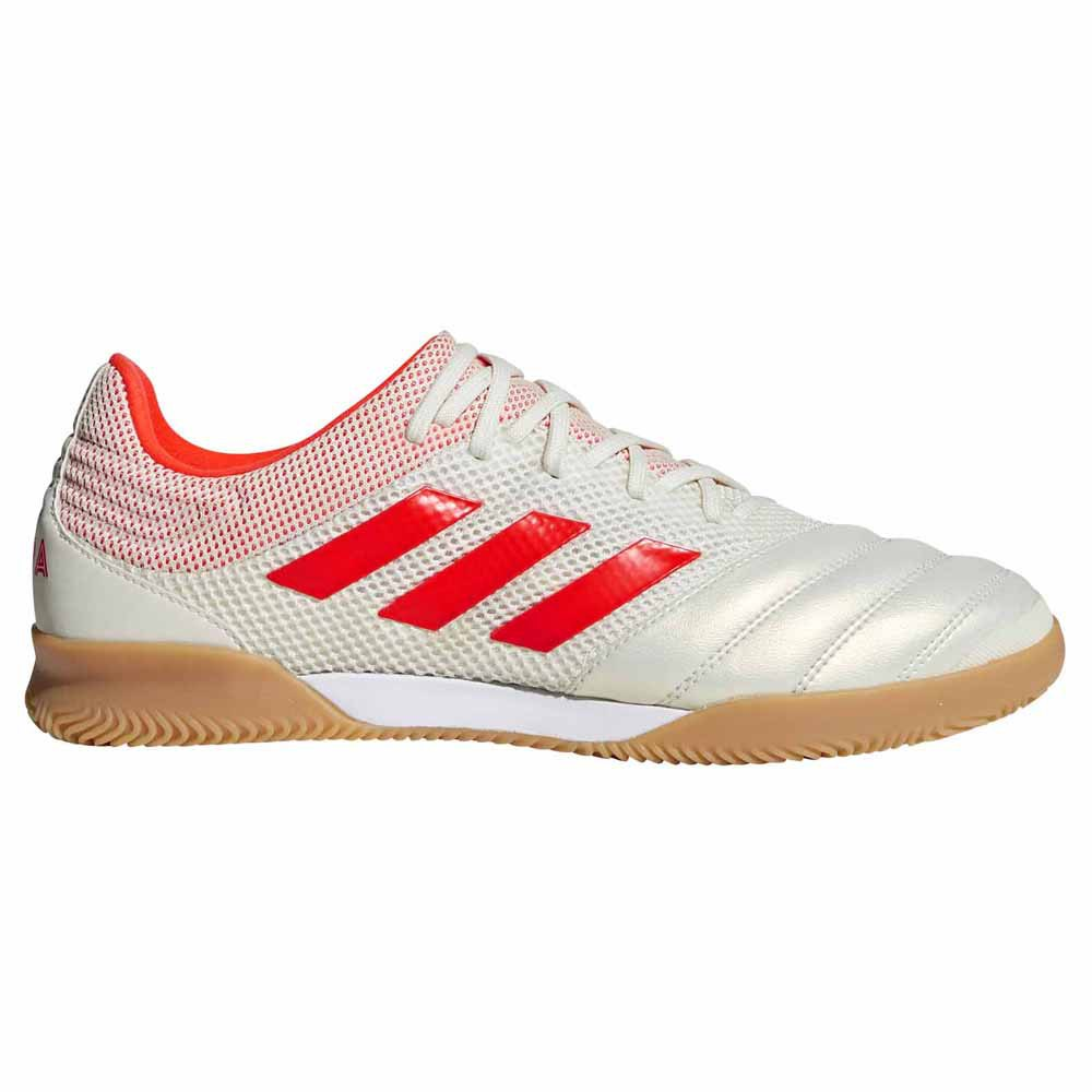 Adidas Copa 19.3 In Sala EU 39 1/3 White / Solar Red / Gum 1