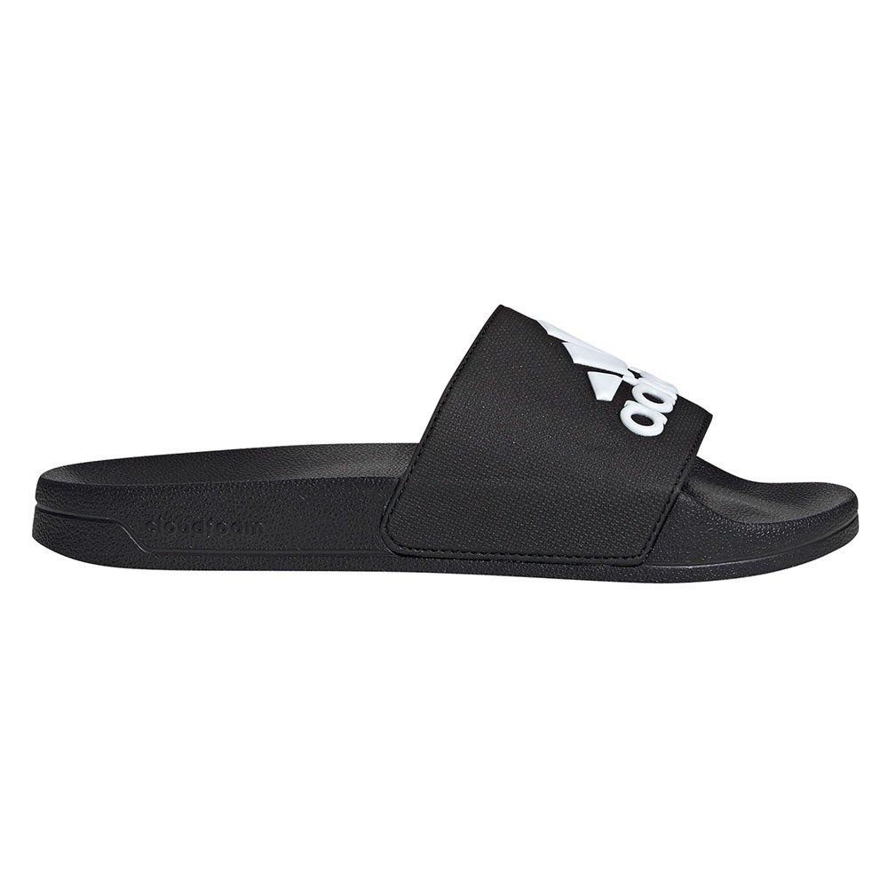 Adidas Adilette Shower EU 39 1/3 Core Black / Ftwr White